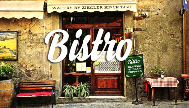 Bistro Wafers